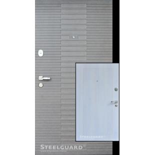 Входные двери Vesta Стилгард (Steelguard) квартира в Киеве со склада