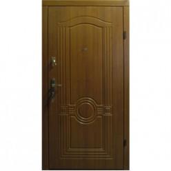 Входная дверь Лондон квартира золотой дуб эконом.