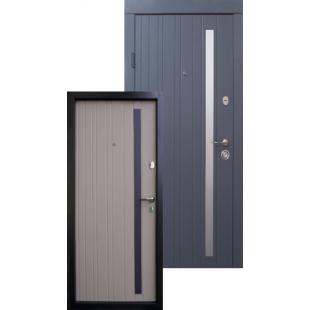 Входные двери Qdoors двери Браш-Al серия Премиум Украина