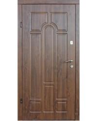 Входные двери Арка Redfort серия эконом улица