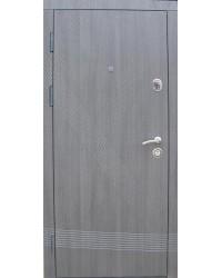Входные двери Диагональ Redfort серия премиум квартира