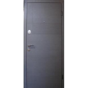 Входные двери Калифорния Redfort серия оптима плюс квартира (Украина)