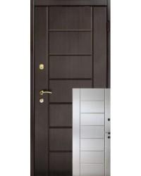 Входные двери Канзас Redfort серия премиум квартира 2 цвета