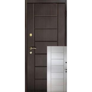 Входные двери Канзас Redfort серия премиум квартира 2 цвета (Украина)