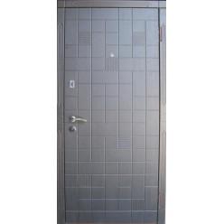 Входные двери Каскад разноцветный Redfort серия оптима плюс квартира