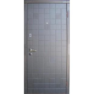 Входные двери Каскад разноцветный Redfort серия оптима плюс квартира (Украина)