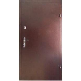 Купить Входные двери Металл-металл с притвором Redfort серия оптима плюс улица  в Киеве