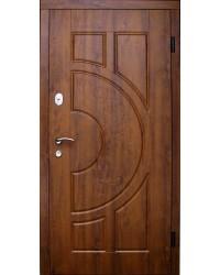 Входные двери Рассвет Redfort серия стандарт плюс улица