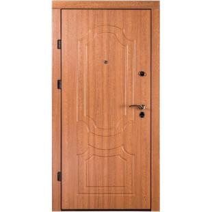 Купить Входные двери Классика Redfort серия премиум квартира дуб золотой в Киеве
