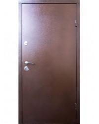 Входные двери метал/мдф 105 в дом улица
