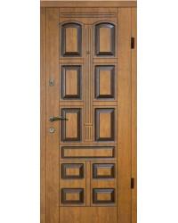 Входная дверь АрмА-Модель 305 Тип-3 патина квартира