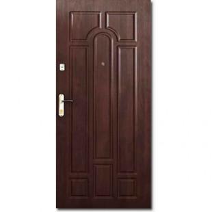 Купить Двери входные - Арка квартира темный орех эконом. в Киеве