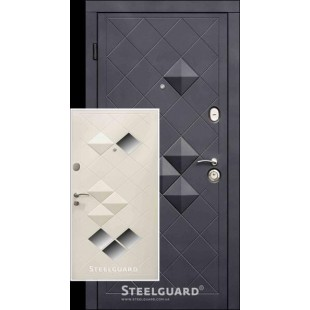 Входные двери Luxor Стилгард (Steelguard) квартира в Киеве со склада