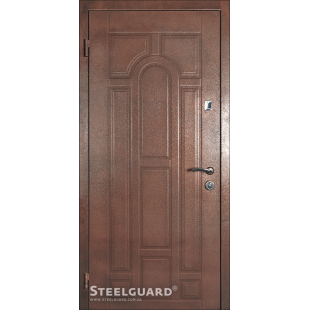 Входные двери PKM 149  DK Стилгард (Steelguard) улица в Киеве со склада