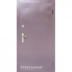 Входные двери UNITED NATIONS Стилгард (Steelguard) RAL-8019 улица