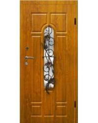 Двери АрмА-105 Витраж Тип-3 улица винорит