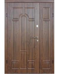 Входные двери Арка полуторка Redfort серия оптима плюс улица