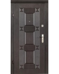 Входные двери Квадро Redfort серия эконом квартира
