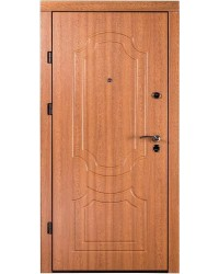 Входные двери Классика Redfort серия премиум квартира дуб золотой