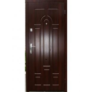 Входные двери эконом+притвор 105 квартира