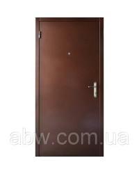 Дверь МЕТАЛЛ/ДСП с притвором