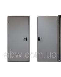 Портала Дверь металлическая (противопожарная)