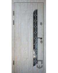 Двери Патриот Фламенко ковка