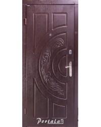 Двери Портала Рассвет венге Комфорт